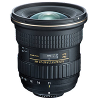 New Tokina AT-X 11-20mm f/2.8 PRO DX Lens Canon (FREE DELIVERY + 1 YEAR WARRANTY)